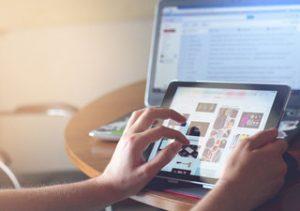 Apps und Onlinemedien