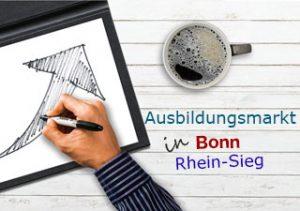 Die Entwicklung des Ausbildungsmarktes in Bonn und Rhein-Sieg
