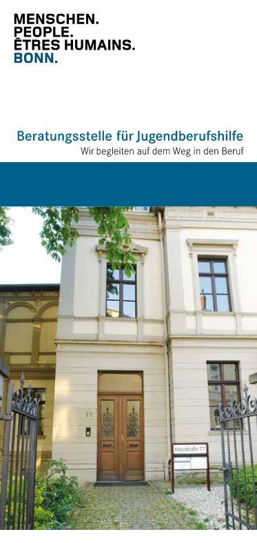 Beratungsstelle für Jugendberufshilfe der Stadt Bonn
