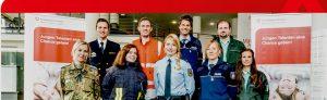 Berufe in Uniform Veranstaltungsreihe in Bonn und Rhein Sieg