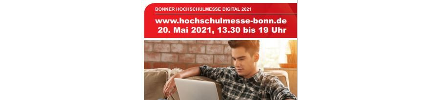 CityCard Bonner Hochschulmesse digital 2021